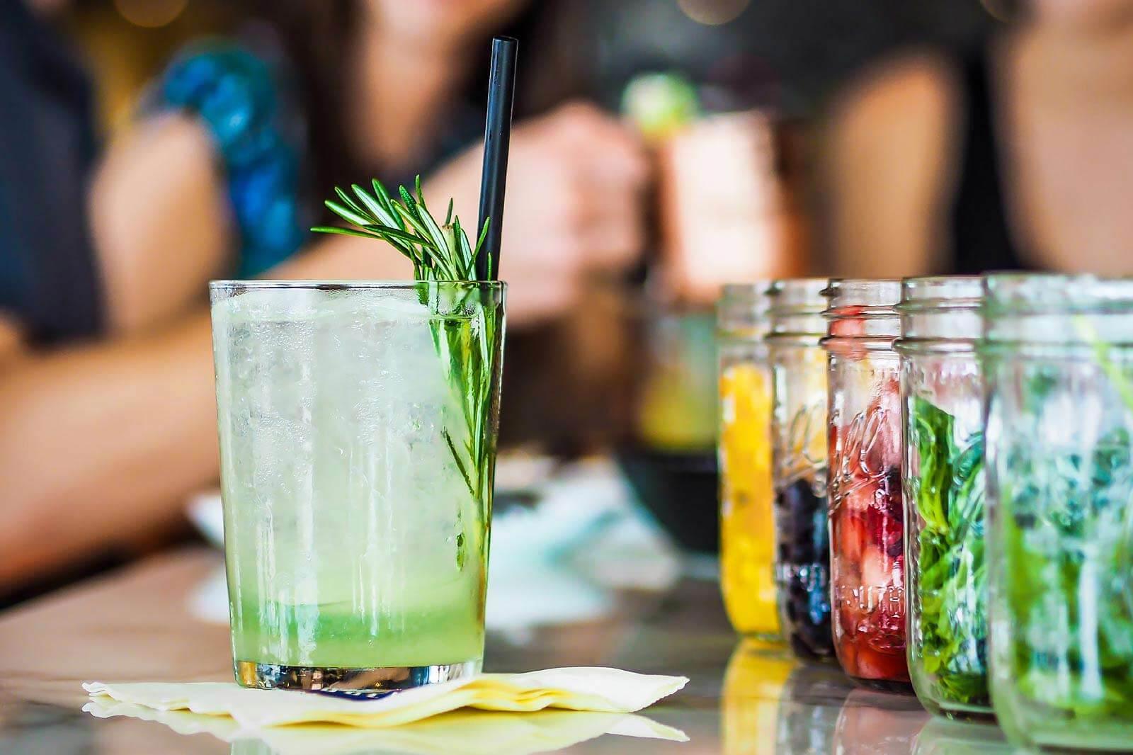 Lemongrass Drink Image