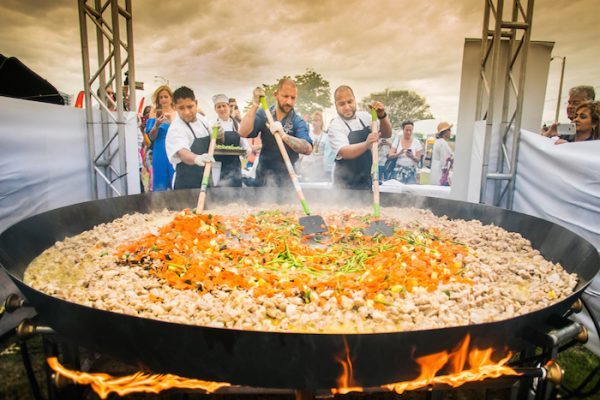 Paella Event Picture