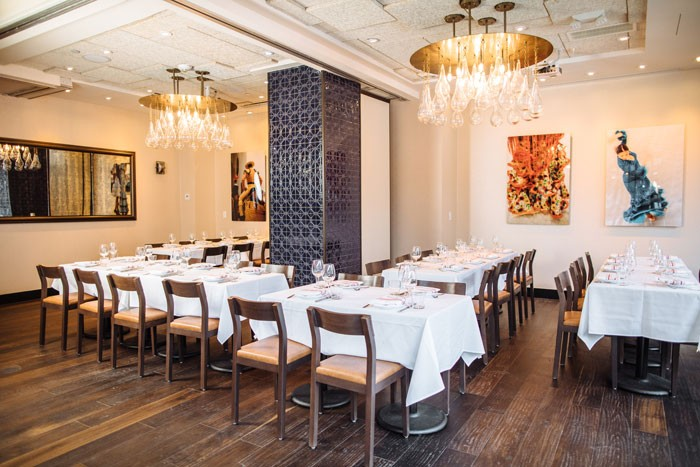 Bulla Gastrobar Table