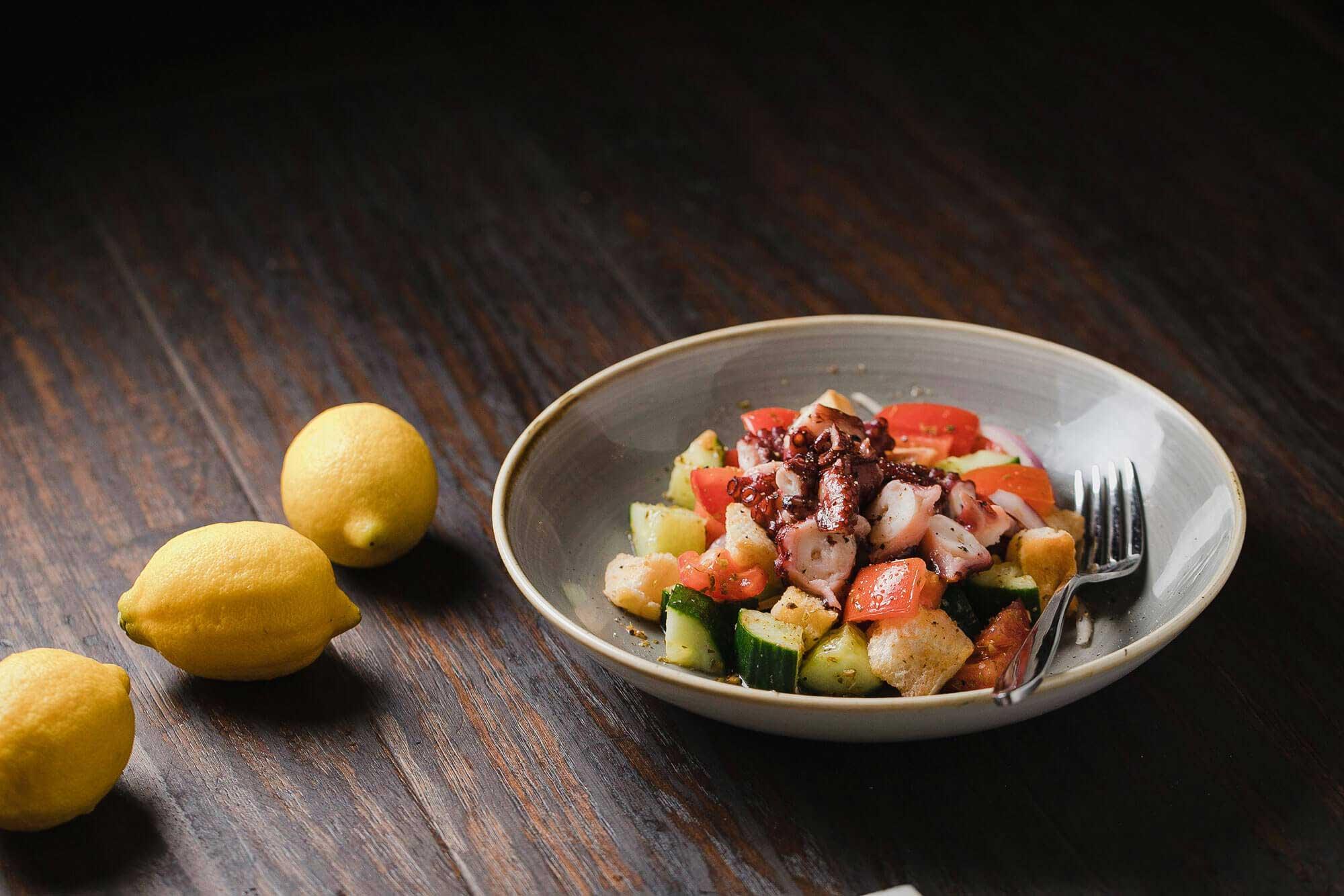 Pulpo Salad Gallery Image