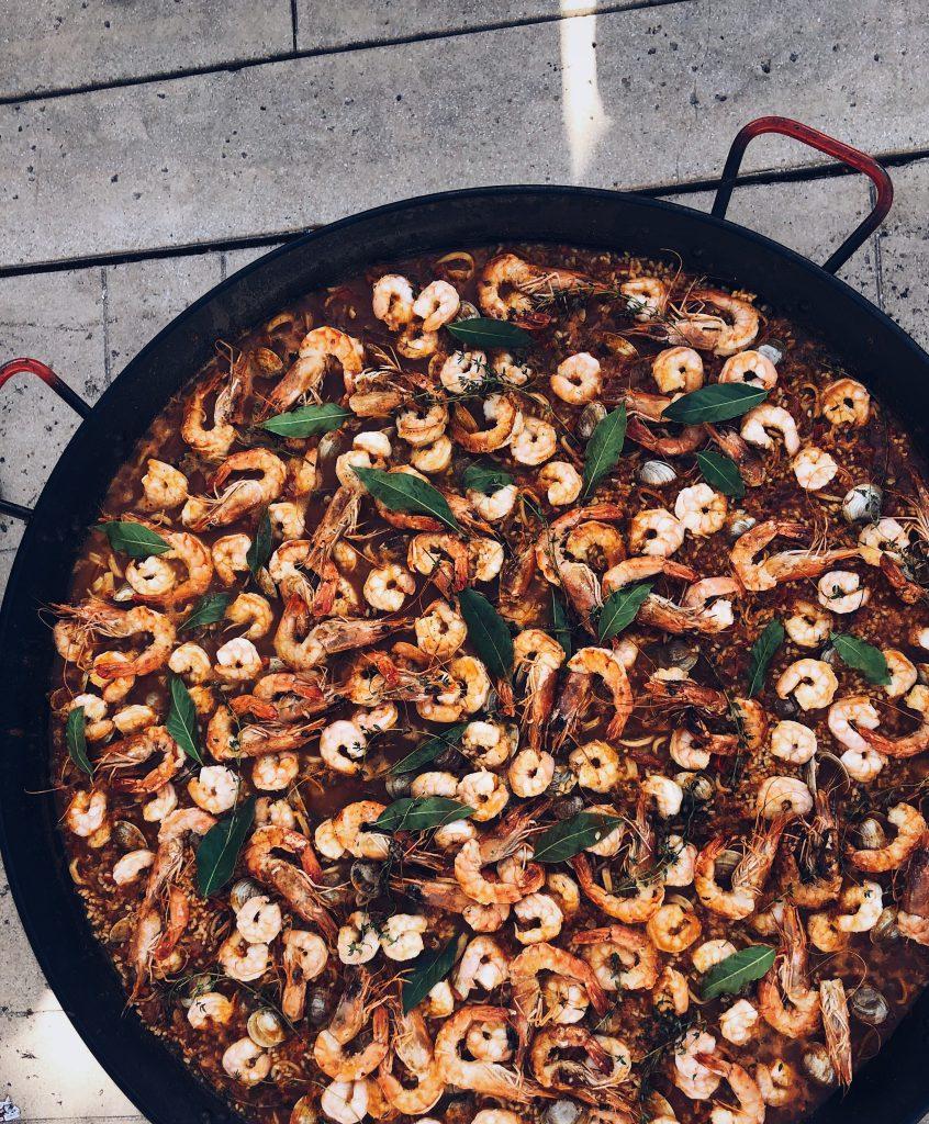 Image of Paella Dish