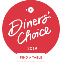 Diners Choice Award Image