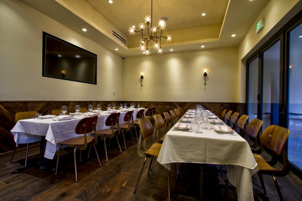 Bulla The Falls Private Dining Room 2