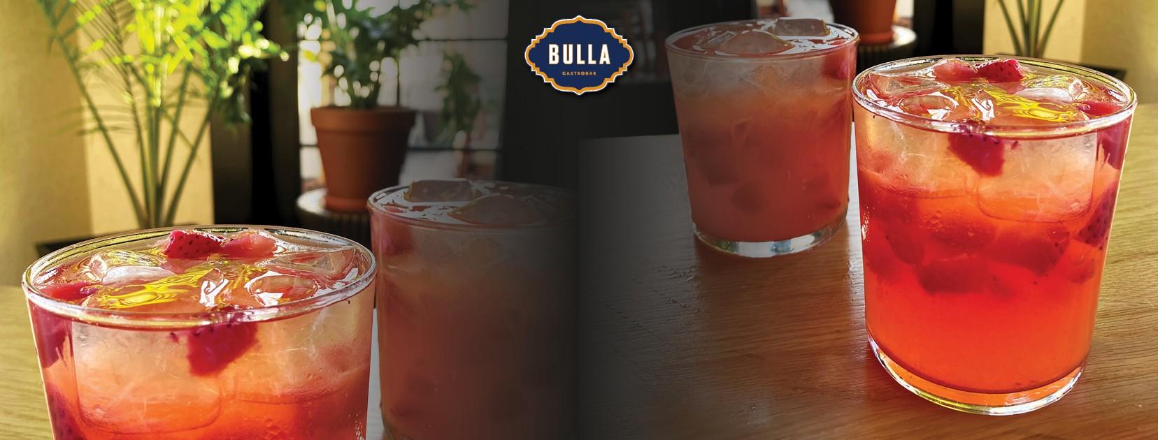 Bulla Valentine's Cocktail Promo