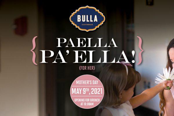 Bulla Mother's Day Promo