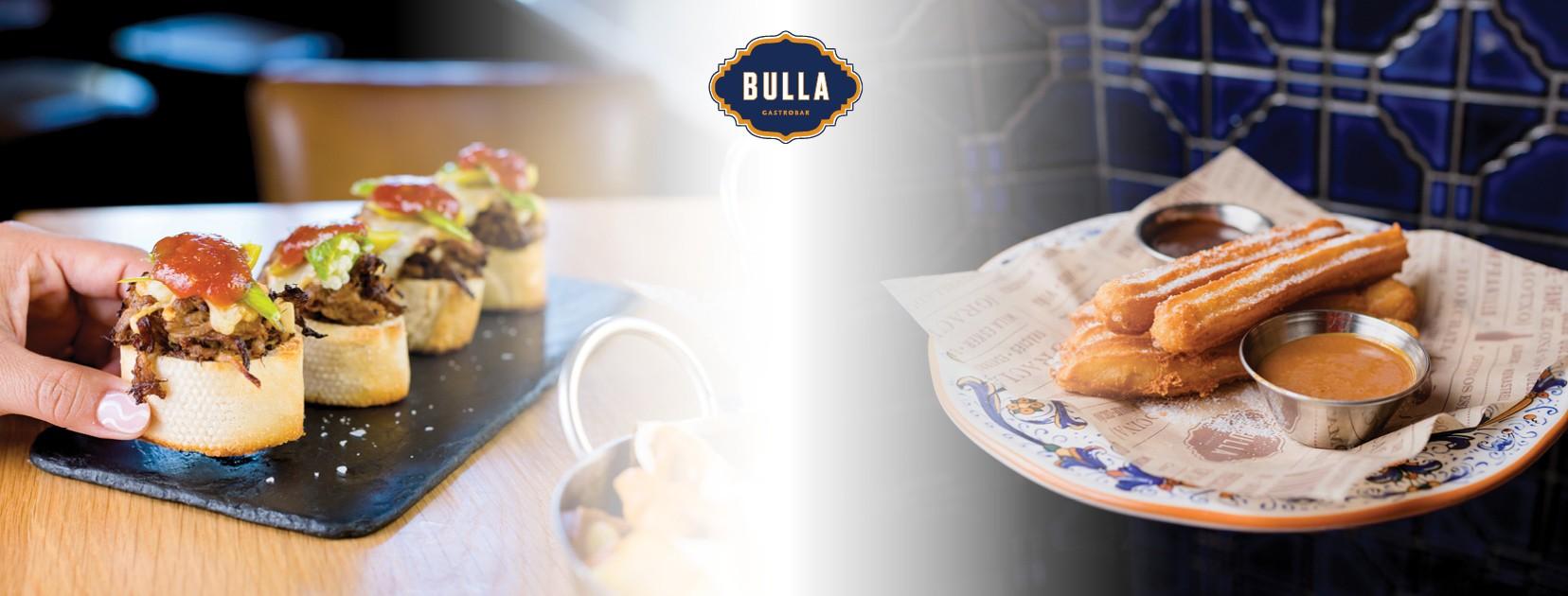 Bulla Tampa Restaurant Week