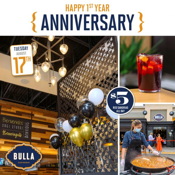 Bulla The Falls Anniversary