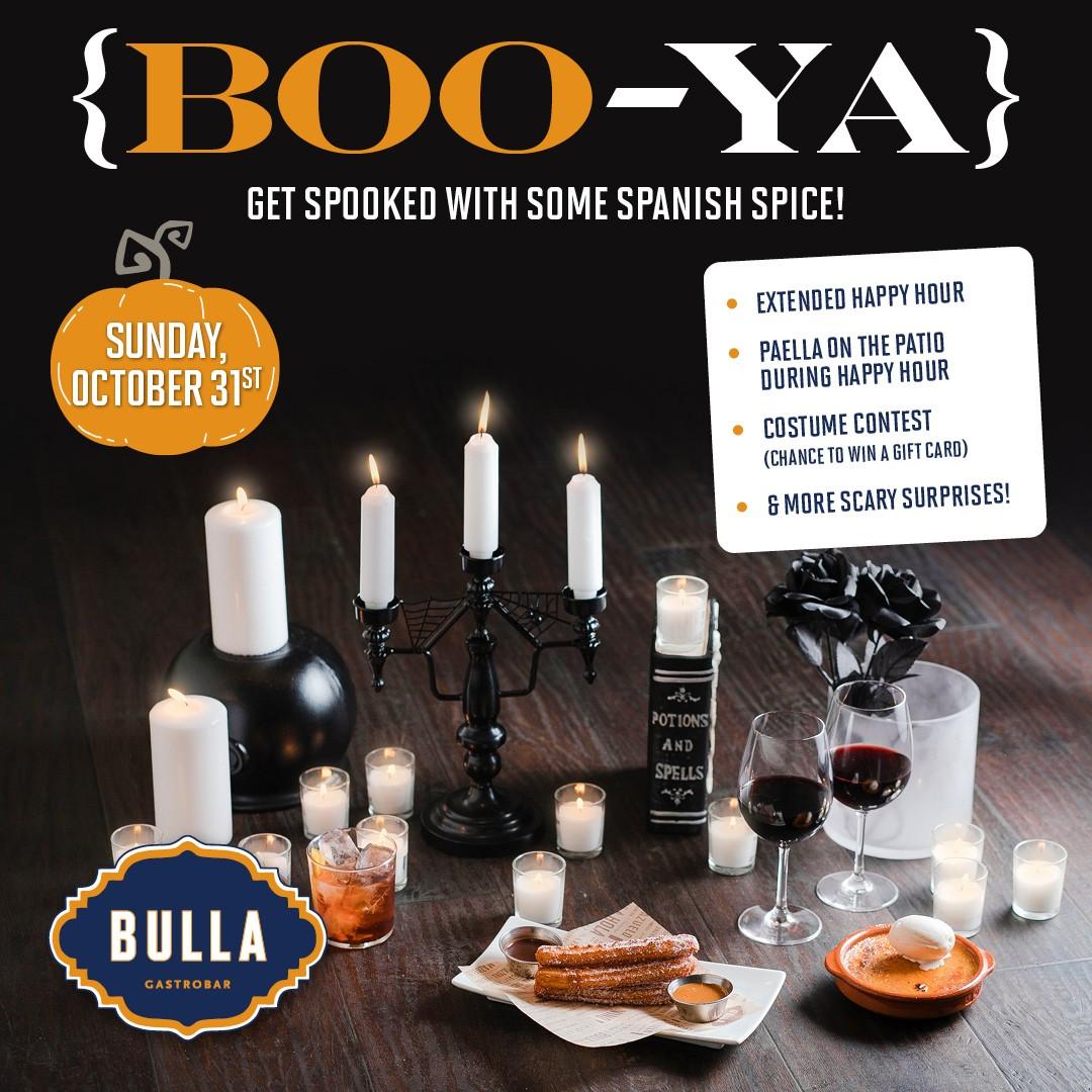 Bulla Halloween Promo