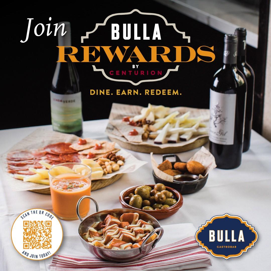 Bulla Rewards Program