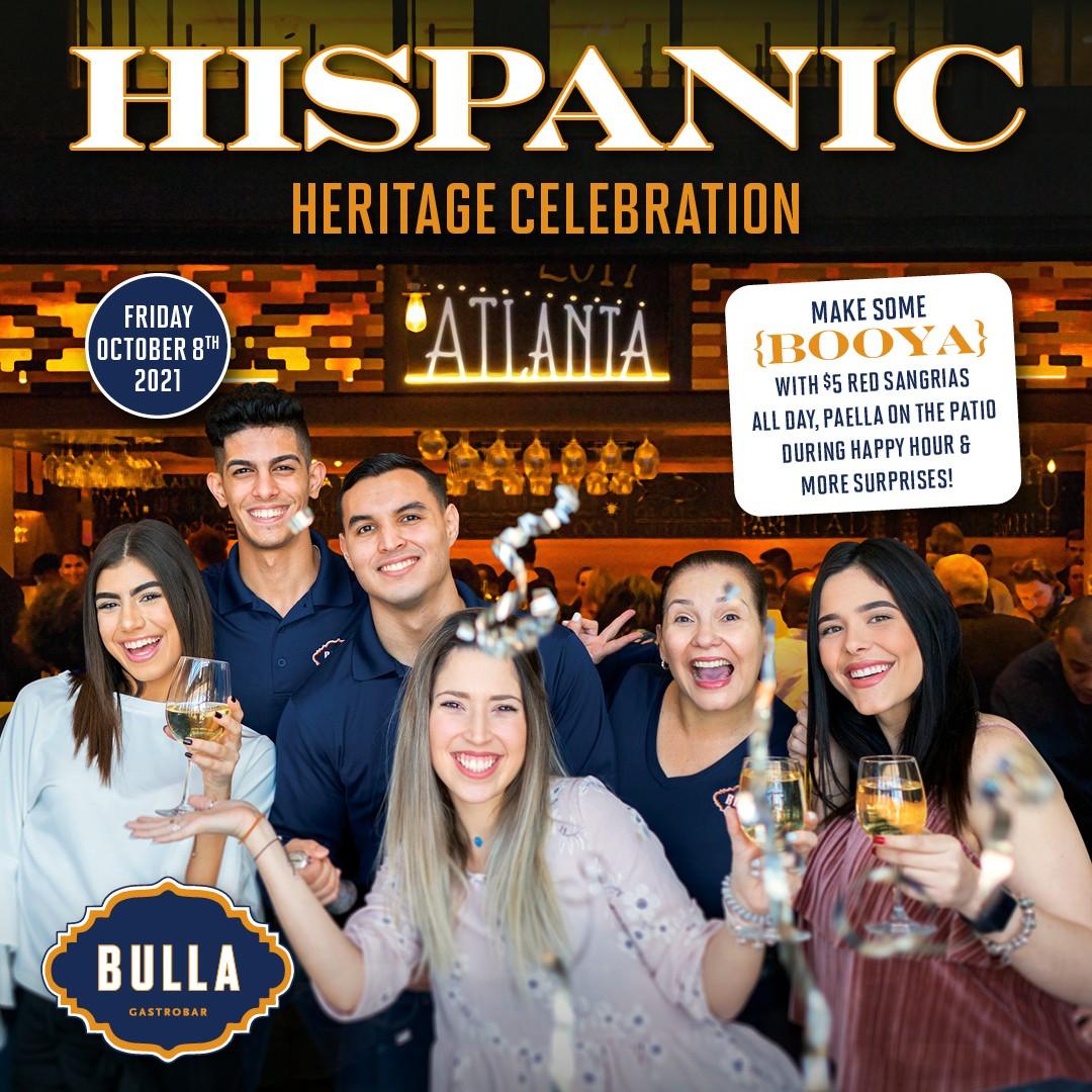 Bulla Atlanta Hispanic Heritage Celebration